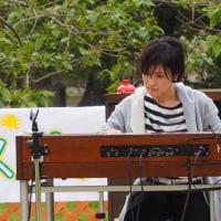 HammondX-5Organ @長居植物園