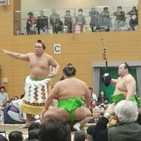 大相撲加東場所
