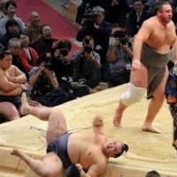 これは予想していなかった、大相撲九州場所