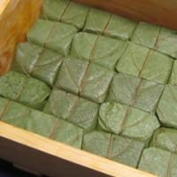 柿の葉寿司作り2016