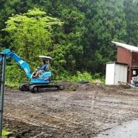洞窟救助訓練塔 ヒューストン~解体工事開始!