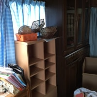 熊本市区 捨てる片付け公費解体前のゴミ搬出 エアコン取外し処分賜ります。