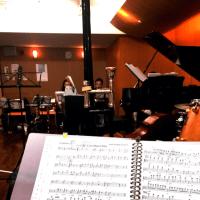 2016年10月23日   アネックスジャズバンド練習