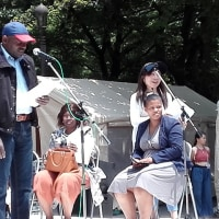 「アフリカ日比谷フェスティバル」1日目