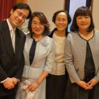 4月22日教会設立式のプログラムは厳かな中にも愛に満ちた和やかさもありました!