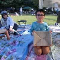 クラフトピクニック2日目