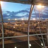 シャルルドゴール空港着いたが