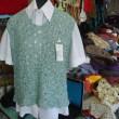 今年も秘伝のカスパリー編みの応用を教えています。