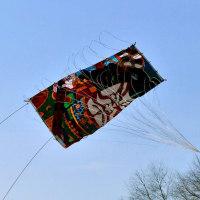 25.5畳の凧揚げ