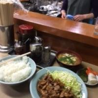 阿佐ヶ谷の焼肉定食