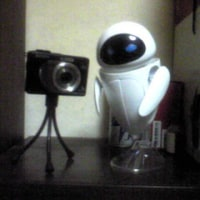 Camera & WALLE