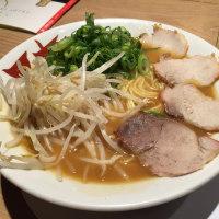 ラーメン84(天天有・大井町)