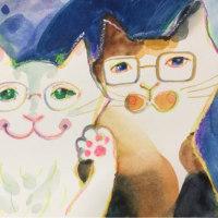 ネコに変身似顔絵 ご注文方法