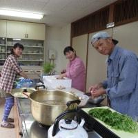 佐賀きのこ会観察会~八丁ダム