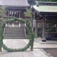 瀬戸神社、琵琶島神社にお参り