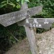 梅雨マッサカリ?岩谷観音⇒高尾山へ仲良く歩く・・・でもムシ暑かったヨ