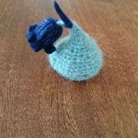 ブルーなクマのブルーの帽子