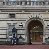 ロンドン バッキンガム宮殿 3