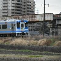 伊勢鉄道開業30周年ヘッドマークつきイセ101
