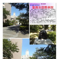 散策 「東京南東部-209」 聖路加国際病院