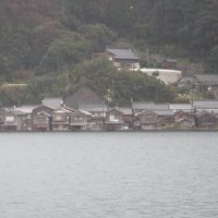 伊根の舟屋