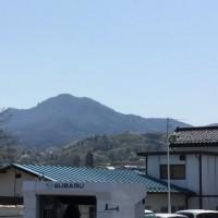 谷川岳と子持山