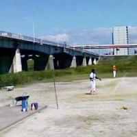 鹿浜橋まで