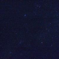 星空写真の実験