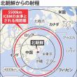 北朝鮮のICBMは日本に関係ない。