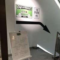 Cafe de Rope GINZA のフルーツサンドウィッチ♪