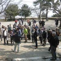 松阪城跡史跡整備現地説明会開催される
