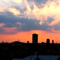 ドイツ人商館屋上からの眺めは、新発見が体験できる