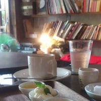 月に近いカフェ