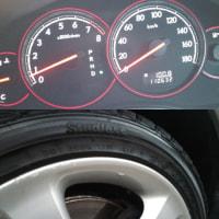 車、冬支度