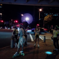 SNS Saturday Night Skate TOKYO