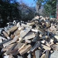 薪作りは苦行?それとも楽しみ?