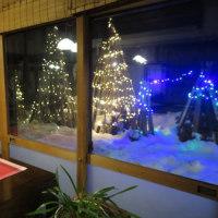 四角いかまくら~増田の雪穴~