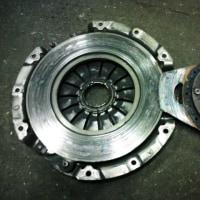 FD3S・・・RX-7 クラッチの修理