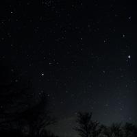 12月の星空
