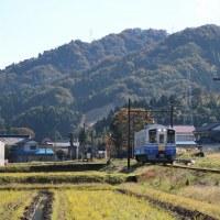 鉄パパの鉄道写真 三岐鉄道(3) H28.11.30.(水)
