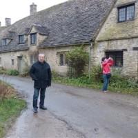 楽しかった旅の一コマ (102) イングランドで最も美しい村ハイブリー