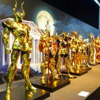 『聖闘士星矢30周年展 Complete Works of Saint Seiya』行って来ました♪