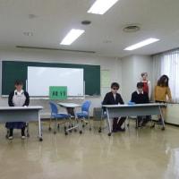 大学生による寸劇出前講座に参加しました!