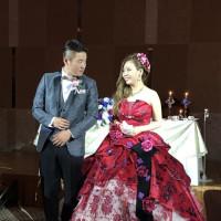 えんどさん結婚式☆