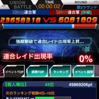 連合戦!第2、第3ラウンド