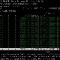 壊れたmicroSD(USBメモリ等)からデータの救出