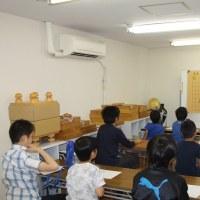 5月後半日曜日の中級クラス教室
