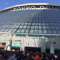 感動!東京ドーム♥
