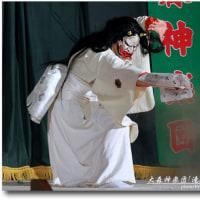 大森神楽団「滝夜叉姫」⑧