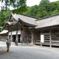 大神山神社奥宮へ参拝。